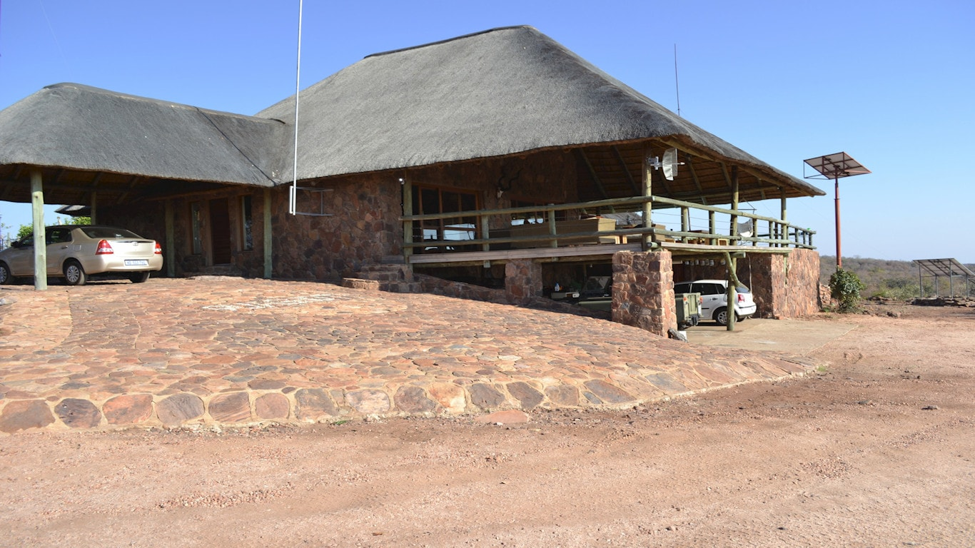 Self-catering lodge located on the Waterberg mountain range of Limpopo